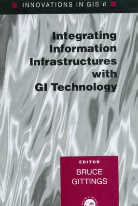 Innovations in GIS 6: Innovations in GIS 6 (Hardback) book cover