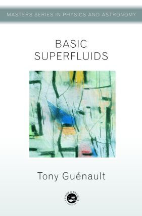 Basic Superfluids: 1st Edition (Paperback) book cover