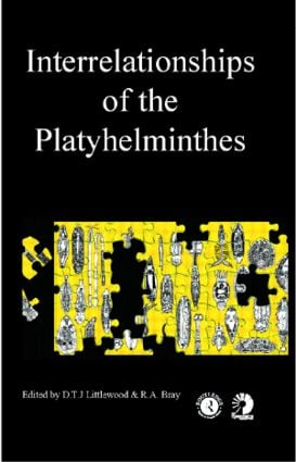 Interrelationships of the Platyhelminthes book cover