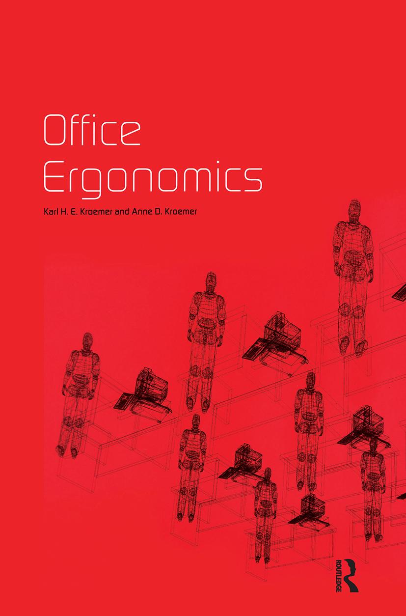 Office Ergonomics: 1st Edition (Paperback) book cover