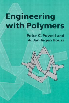 Engineering with Polymers, 2nd Edition: 2nd Edition (Paperback) book cover