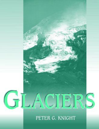 Glaciers (Paperback) book cover