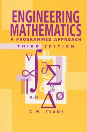 Engineering Mathematics: A Programmed Approach, 3th Edition, 3rd Edition (Paperback) book cover