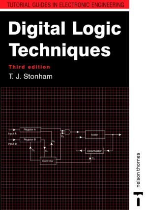 Digital Logic Techniques: 3rd Edition (Paperback) book cover