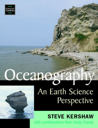 Oceanography: an Earth Science Perspective (Paperback) book cover