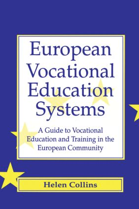 European Vocational Educational Systems: 1st Edition (Paperback) book cover