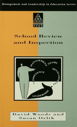 School Review and Inspection: 1st Edition (Paperback) book cover