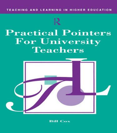 Practical Pointers for University Teachers (Paperback) book cover
