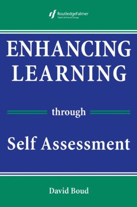 Enhancing Learning Through Self-assessment (Paperback) book cover