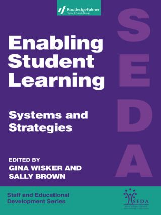 Enabling Student Learning: Systems and Strategies book cover