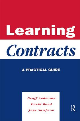 Learning Contracts: A Practical Guide (Paperback) book cover