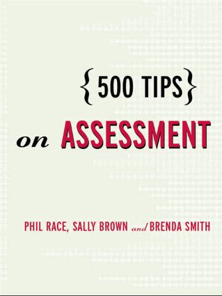 500 Tips on Assessment