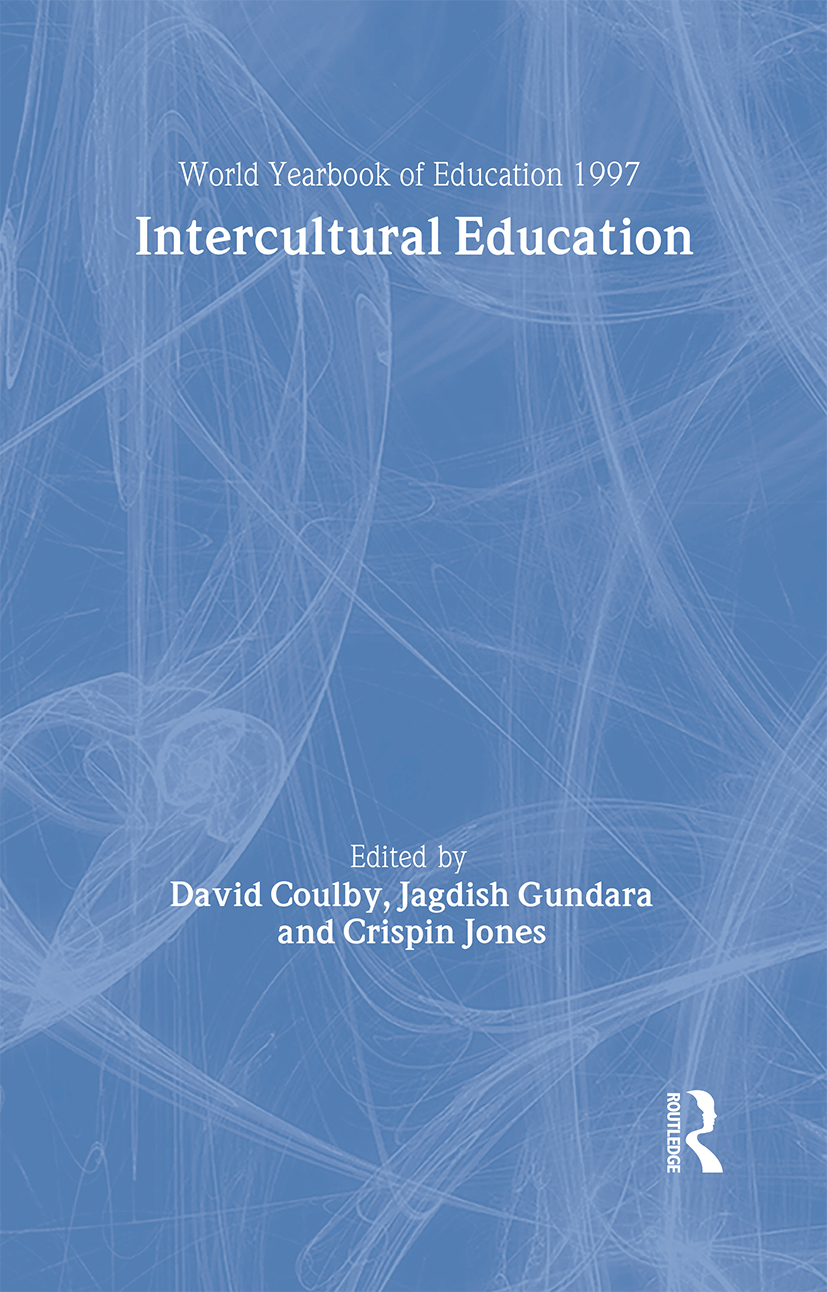 World Yearbook of Education 1997: Intercultural Education book cover