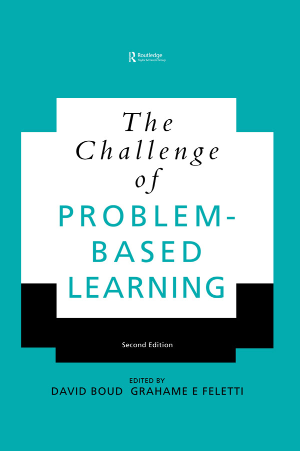 The Challenge of Problem-based Learning (Paperback) book cover