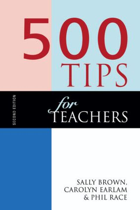500 Tips for Teachers (e-Book) book cover