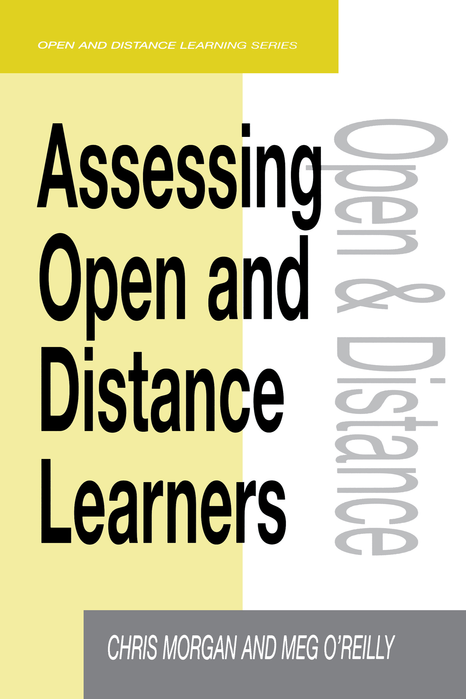 Assessing Open and Distance Learners