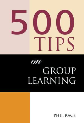 500 Tips on Group Learning (Paperback) book cover
