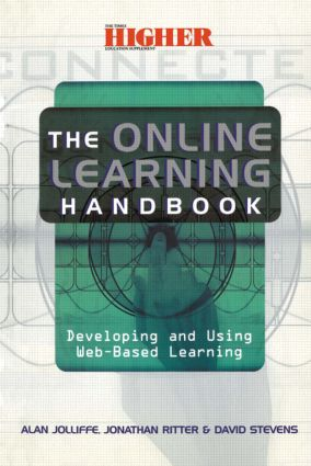 The Online Learning Handbook: Developing and Using Web-based Learning, 1st Edition (Paperback) book cover