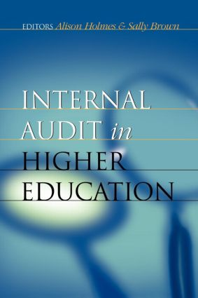 Internal Audit in Higher Education: 1st Edition (Paperback) book cover