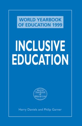 Inclusive Education (Paperback) book cover