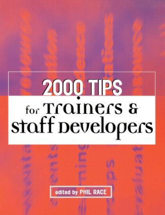 2000 Tips for Trainers and Staff Developers (Paperback) book cover