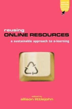 Reusing Online Resources