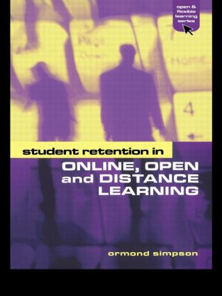 Student Retention in Online, Open and Distance Learning: 1st Edition (e-Book) book cover