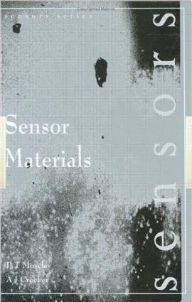 Sensor Materials book cover