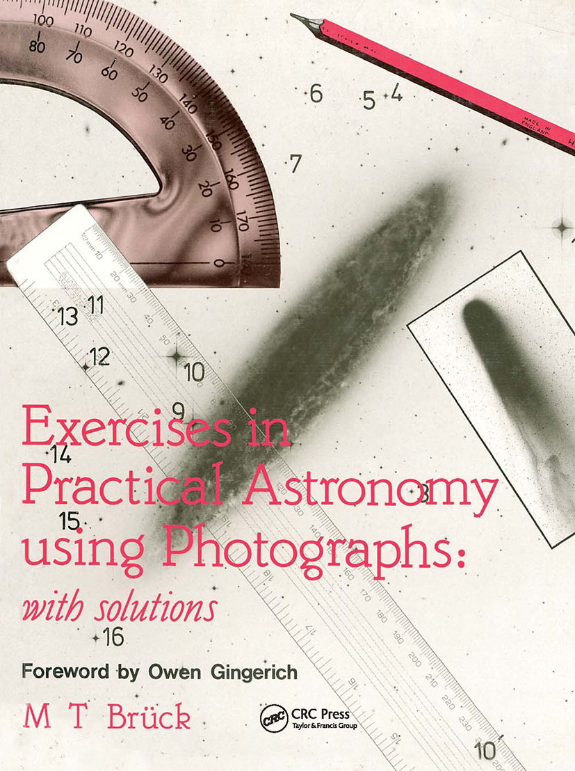 Exercises in Practical Astronomy: Using Photographs, 1st Edition (Hardback) book cover