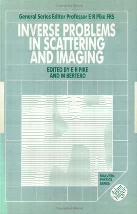 Inverse Problems in Scattering and Imaging: 1st Edition (Hardback) book cover