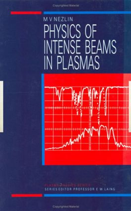 Physics of Intense Beams in Plasmas: 1st Edition (Hardback) book cover