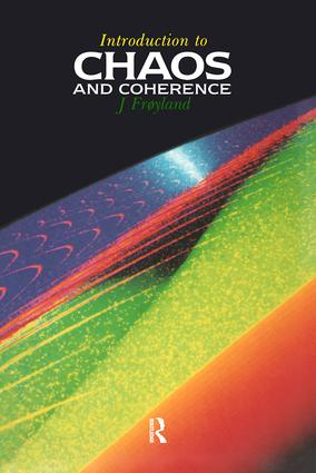 Introduction to Chaos and Coherence: 1st Edition (Paperback) book cover