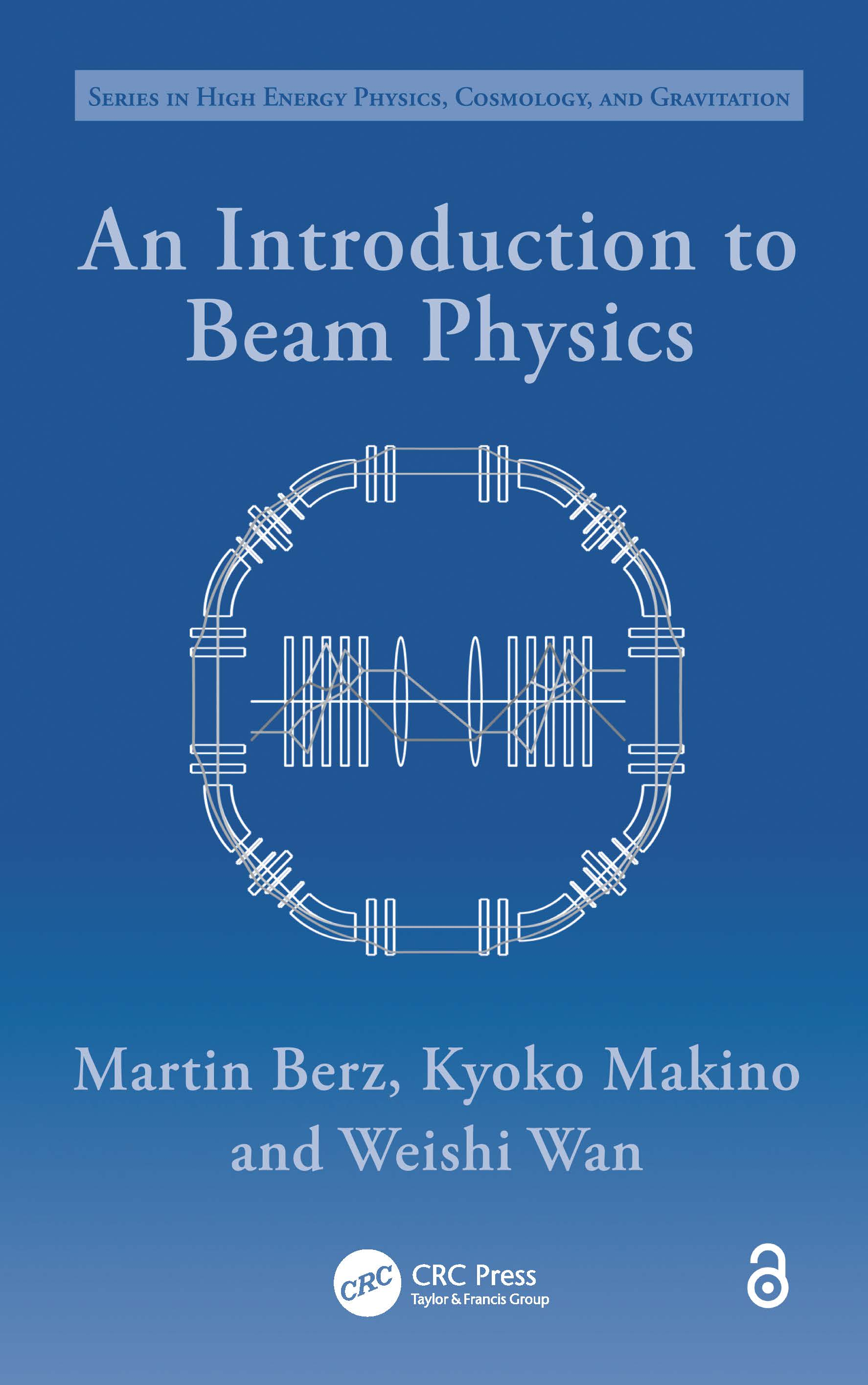An Introduction to Beam Physics (Hardback) book cover