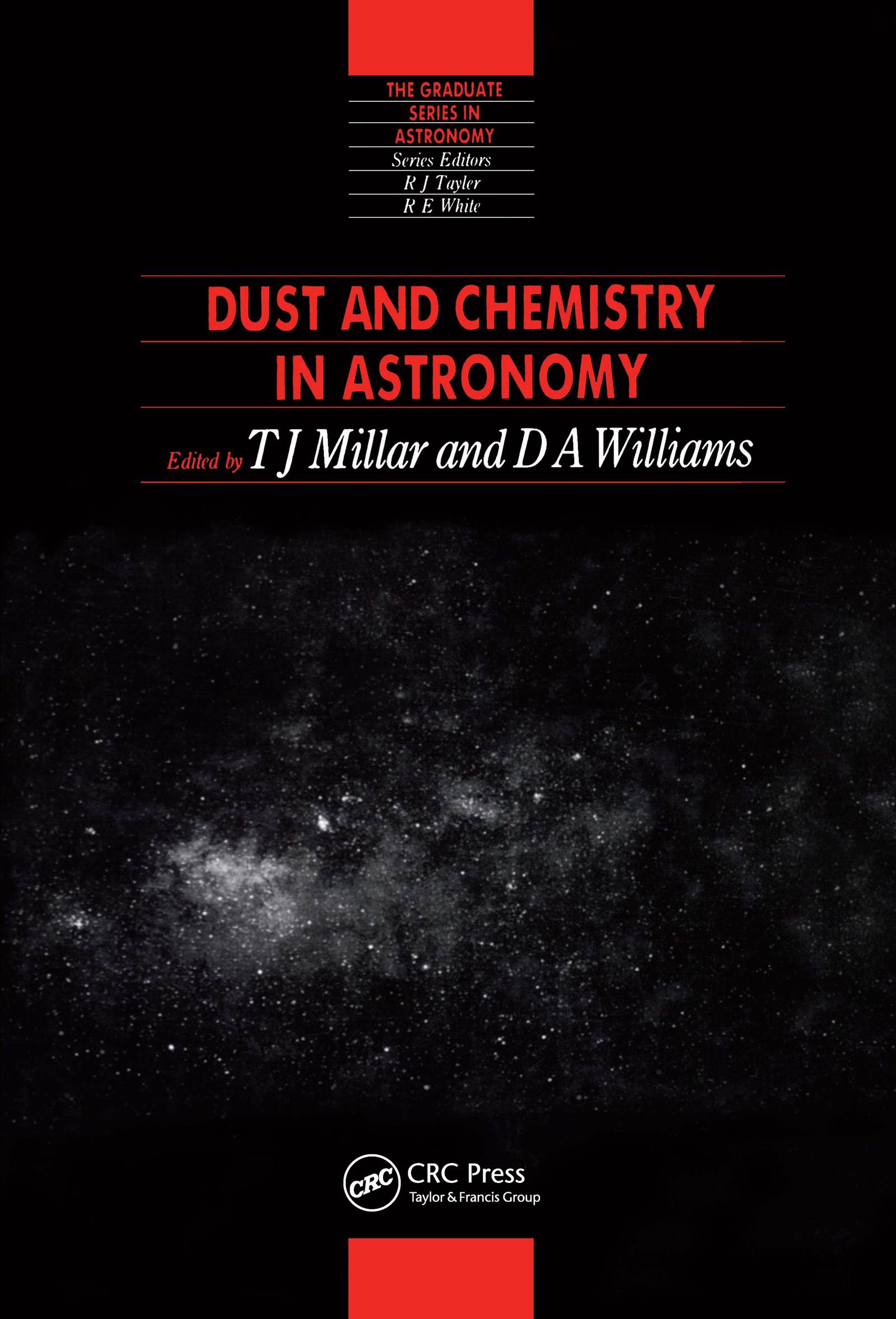 Dust and Chemistry in Astronomy book cover
