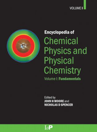 Encyclopedia of Chemical Physics and Physical Chemistry - 3 Volume Set: 1st Edition (Hardback) book cover