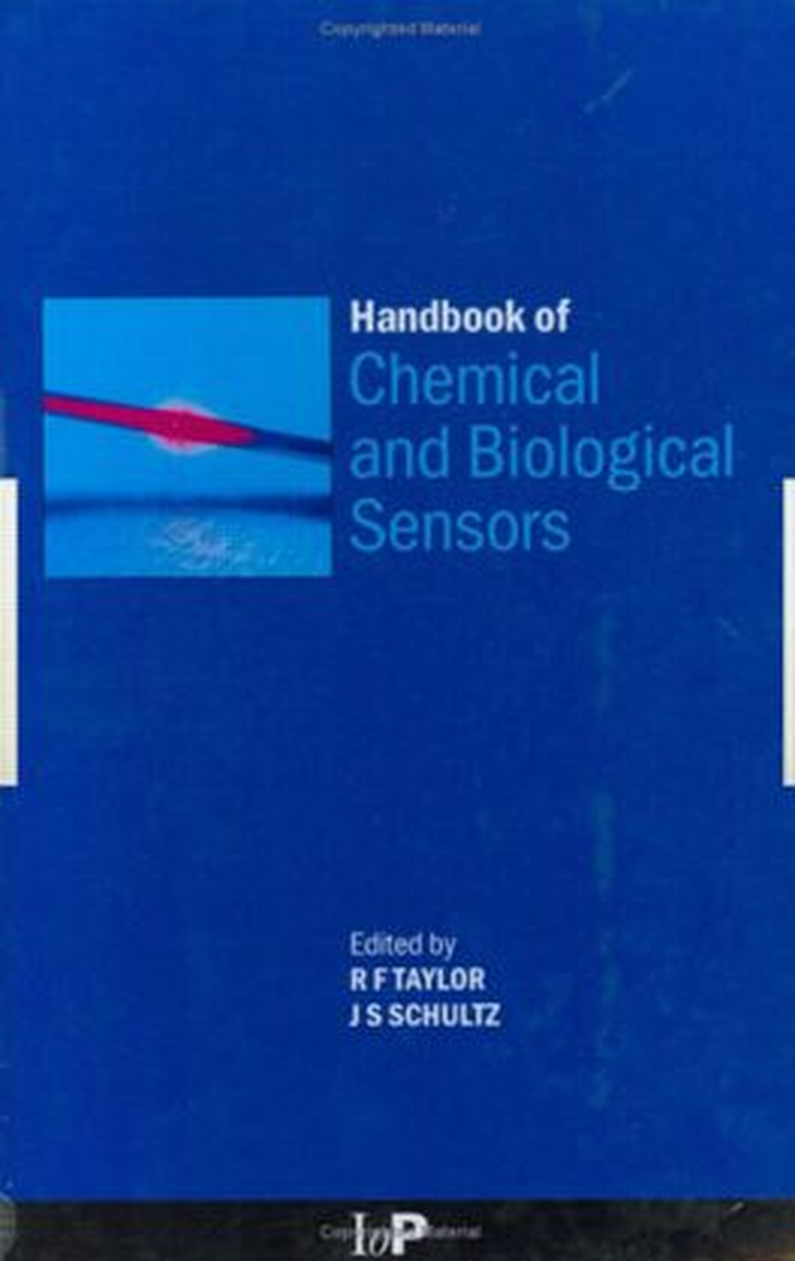 Handbook of Chemical and Biological Sensors: 1st Edition (Hardback) book cover