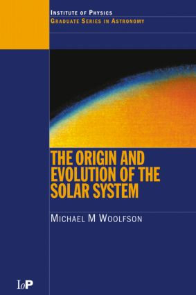 The Origin and Evolution of the Solar System (Paperback) book cover