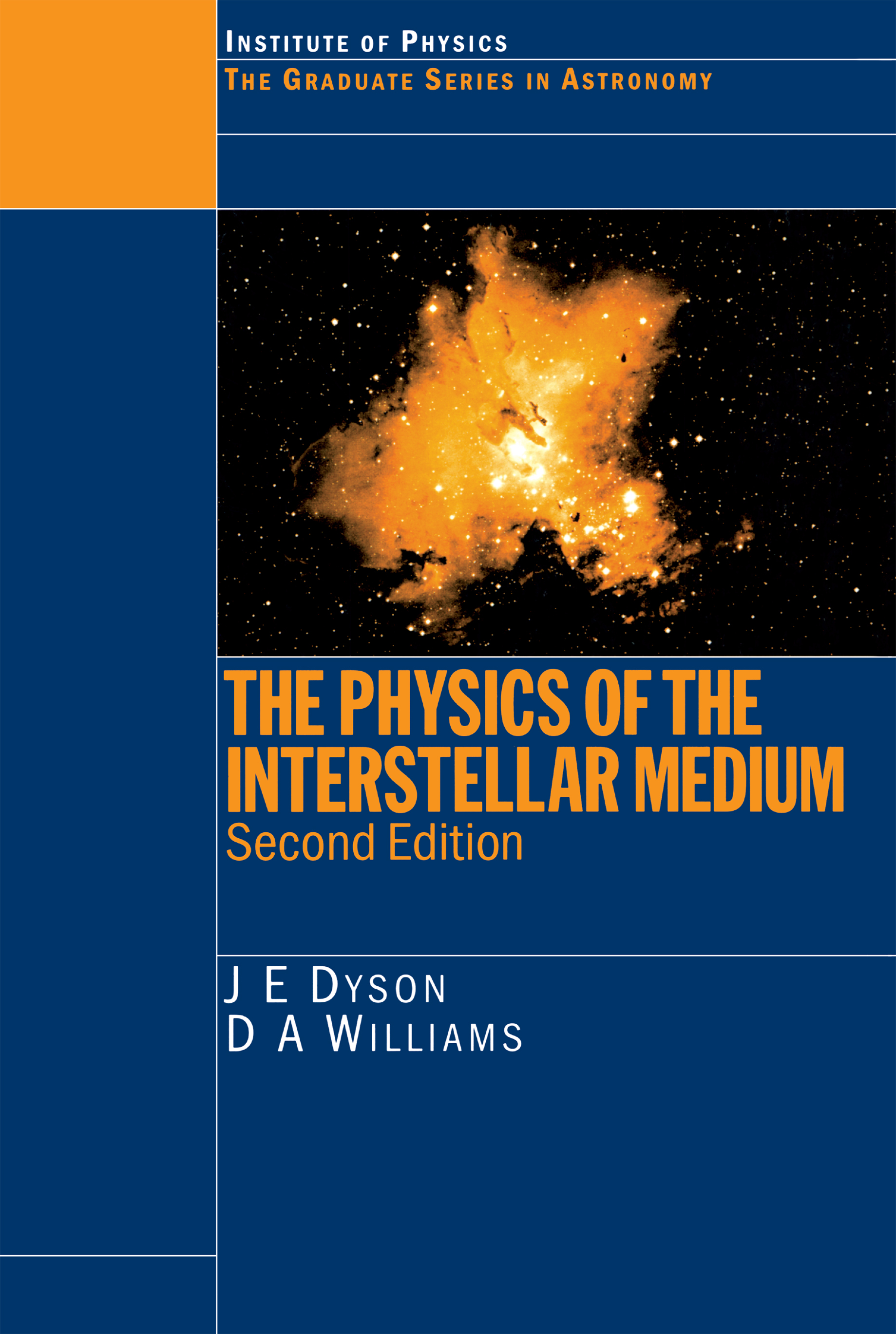 The Physics of the Interstellar Medium, Second Edition book cover