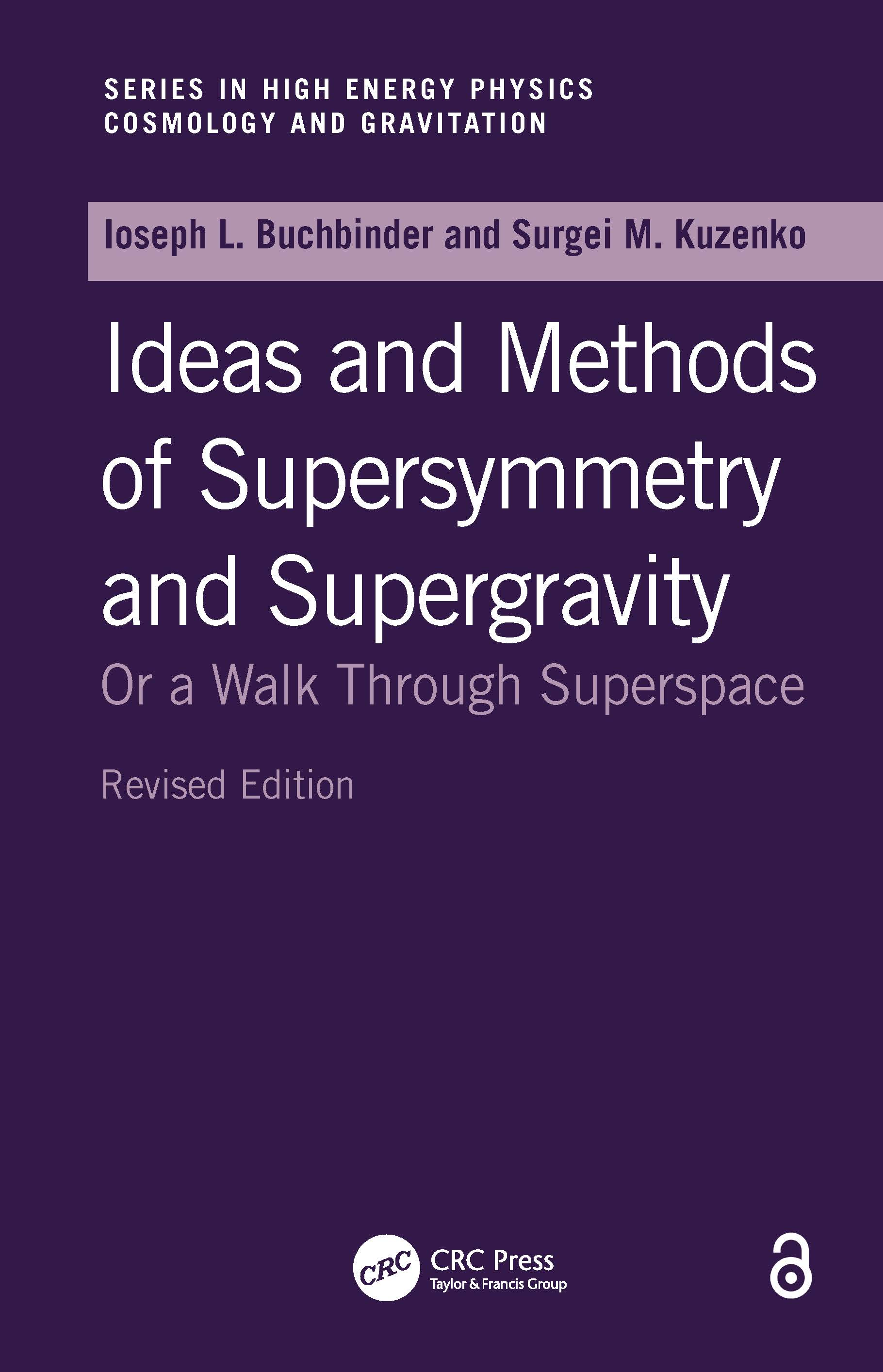 Introduction to Supersymmetric Field Theory: 1st Edition (Hardback) book cover