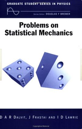 Problems on Statistical Mechanics: 1st Edition (Paperback) book cover