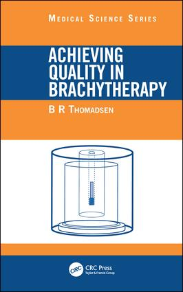 Achieving Quality in Brachytherapy book cover