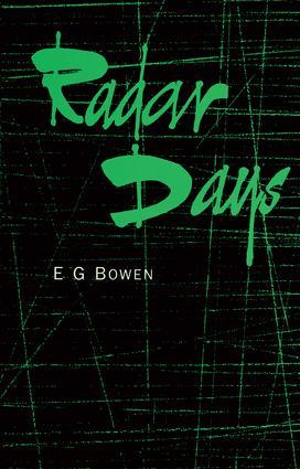 Radar Days: 1st Edition (Paperback) book cover