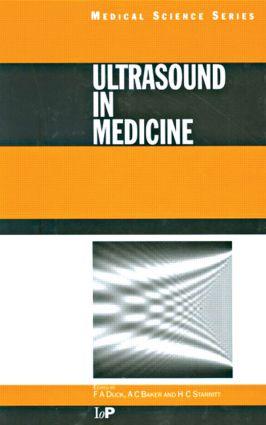 Ultrasound in Medicine book cover