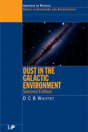 Dust in the Galactic Environment, 2nd Edition book cover
