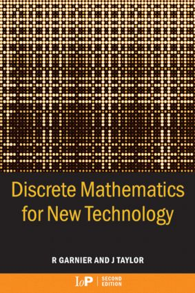 Discrete Mathematics for New Technology, Second Edition: 2nd Edition (e-Book) book cover