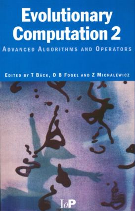 Evolutionary Computation 2: Advanced Algorithms and Operators, 1st Edition (Paperback) book cover