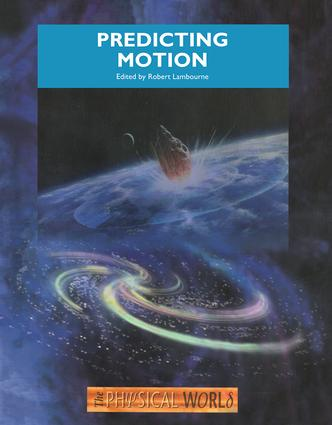 Predicting Motion: 1st Edition (e-Book) book cover