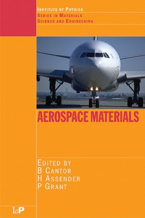 Aerospace Materials: 1st Edition (Hardback) book cover