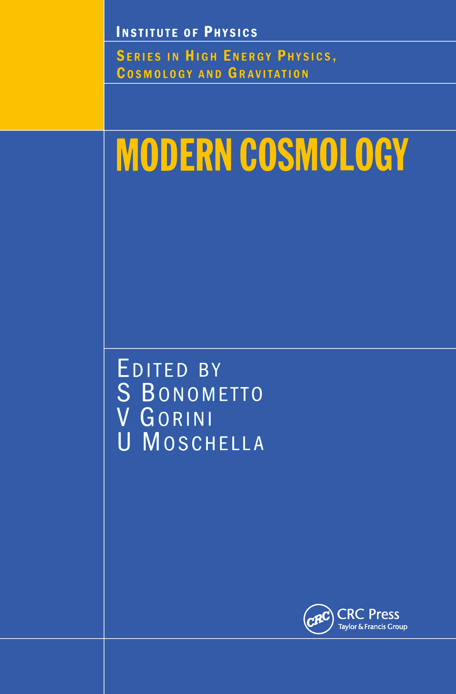 Modern Cosmology: 1st Edition (Hardback) book cover