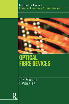 Optical Fibre Devices: 1st Edition (Paperback) book cover